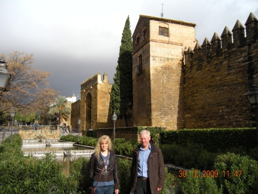 Walls of Cordoba
