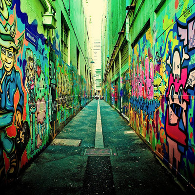 melbourne-laneways