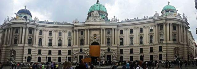 Hopfburg palace