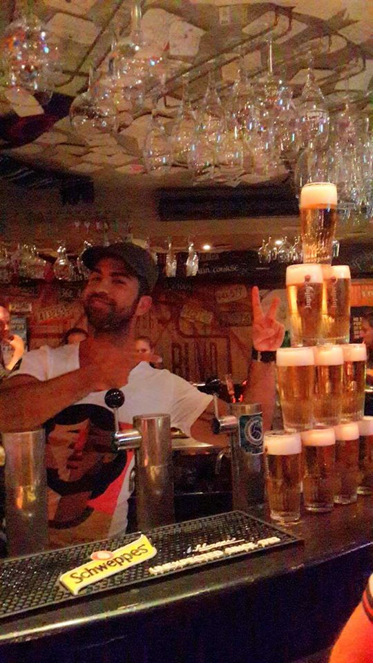 Charlie Rockets bar