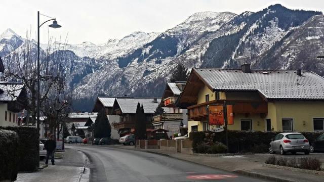 Kaprun town
