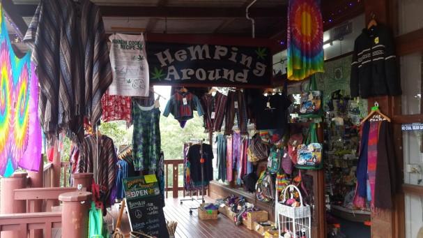 Nimbin shops